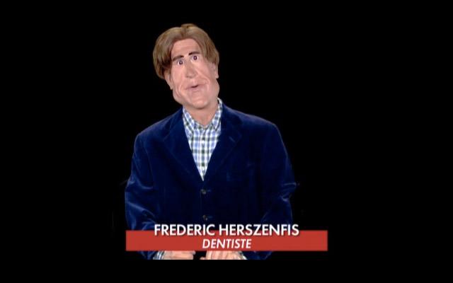 Dr Herszenfis - dentiste des Guignols